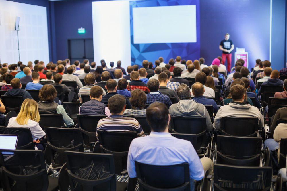 L'organisation de vos conférences