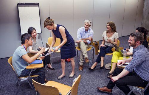 Formation de formateur : développer ses compétences dans l'animation de formation