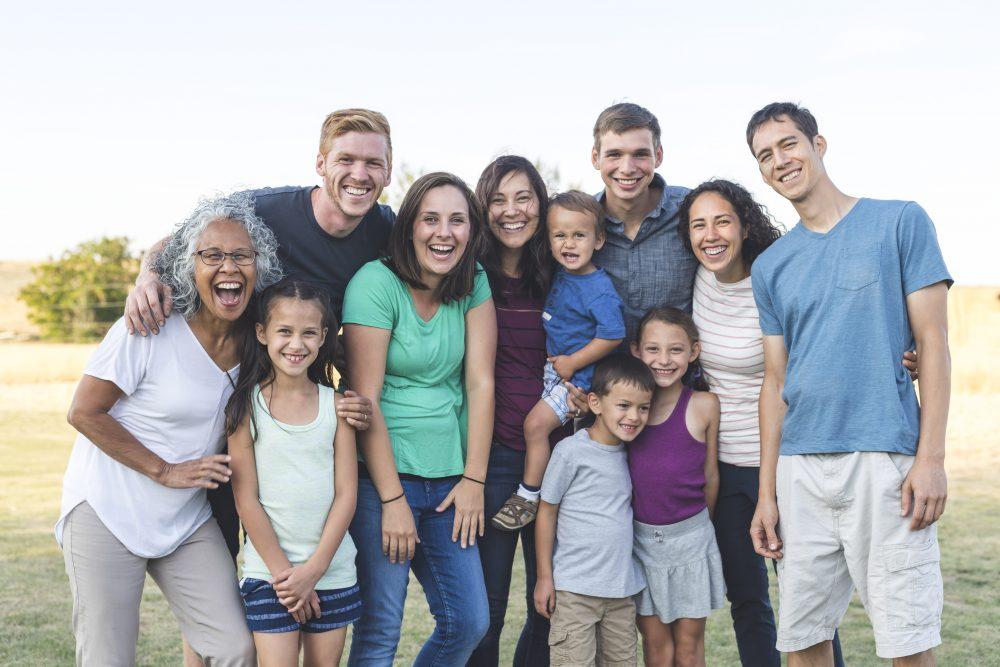 Les nouveaux modèles familiaux : place et espace de chacun