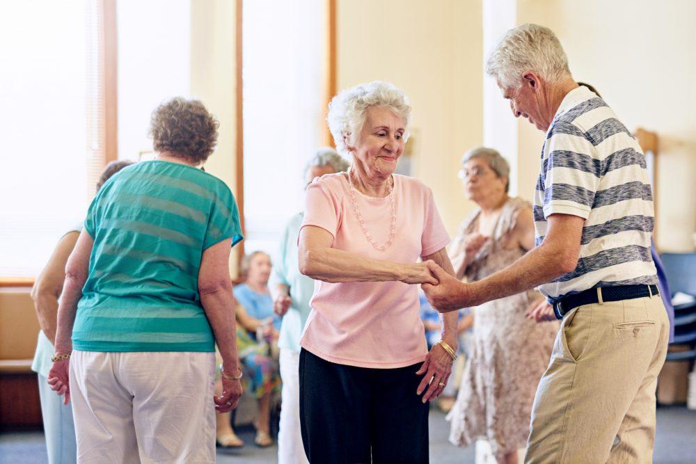 Intimité, vie affective et sexualité chez les personnes âgées