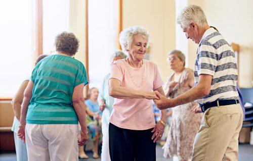 Vie affective et sexualité chez les personnes âgées