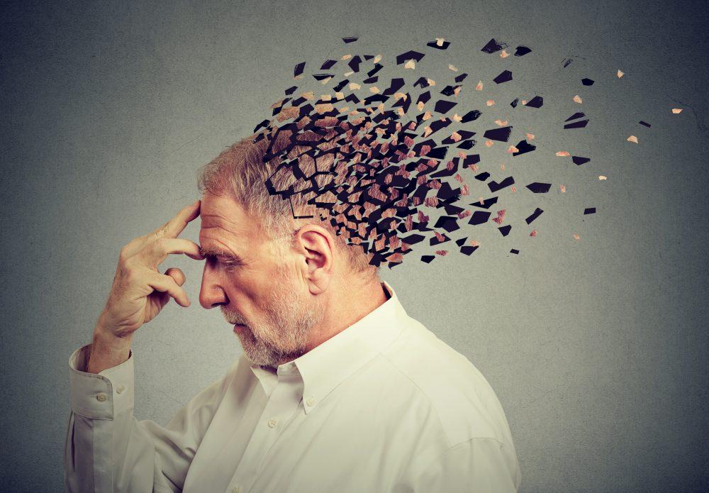 Troubles du comportement et troubles psychiatriques chez les personnes âgées