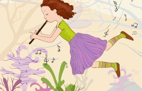 Atelier Conte et Musique / Pour raconter aux enfants