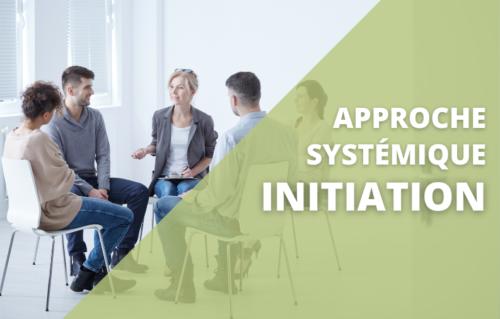 Approche Systémique – Initiation